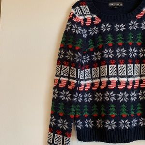 Sweaters - Perfect Ugly Christmas Sweater, M